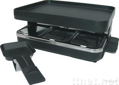 electrical bbq grill for 6 persons