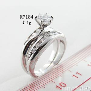 Sterling Silver Jewelry Ring