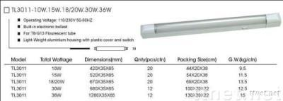 fluorescent-wall lamps TL3011