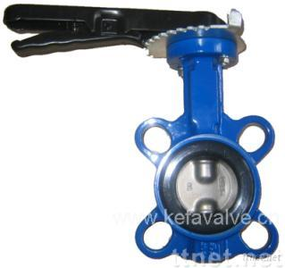 Wafer Type Butterfly Valve (DN25-DN600)