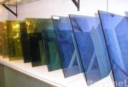 Tempered Color Reflective Glass