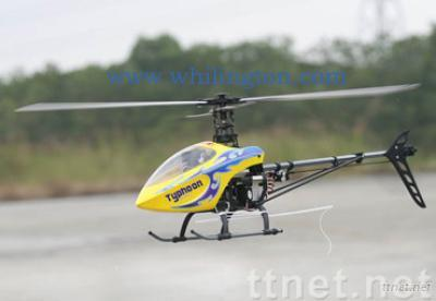 TYPHOON 2.4G 3D 6 CH Aerobatic R/C helicopter