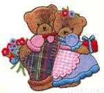 Applique Embroidery Digitizing
