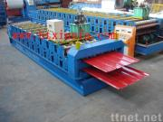 Double-layer Roof Panel Forming Machine