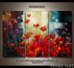 100% Handmade Painting,Decorative Paintings,Canvas Oil Painting