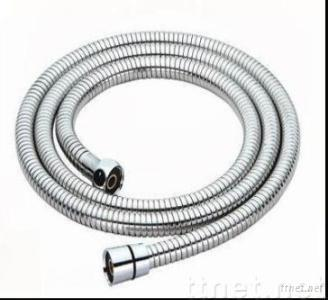 SS Chrome-finish Shower Hose