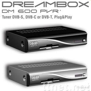 Dreambox600pvr dm600 dm600pvr dreambox dm600s dvb-s digital satellite receiver
