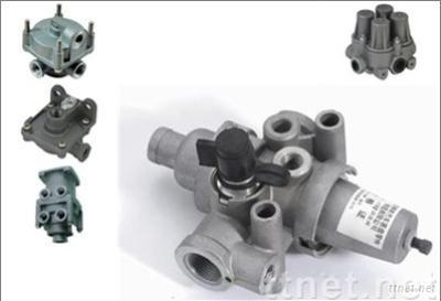 Four-circuit Protection Valve