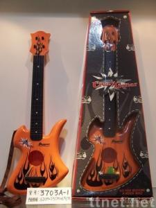 musical toy guitar, Christmas toy guitar, electronic toy guitar, plastic toy guitar, toy musical instru