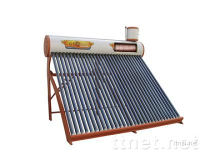 Pre-heated copper coil solar water heater system---SK,SRCC,CE,CCC,ISO