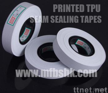 Printed TPU Seam Sealing Tape