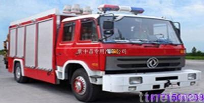 selling Dongfeng EQ145 fire and rescue engine18771500288