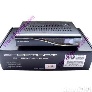 Wholesale Dreambox 800HD PVR for satellite receiver