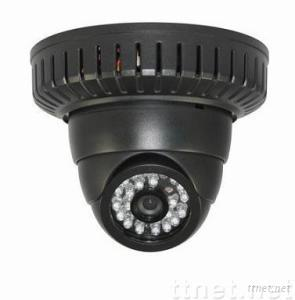 Infrared Dome Network IP Camera
