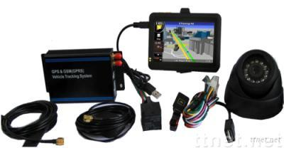 GPS Tracker With LCD Screen