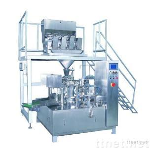 Rotary Granule Pouch Packing Machine