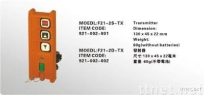 industrial remote control F21-2S/D