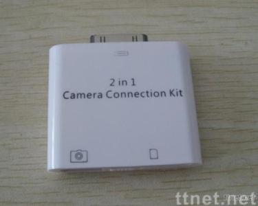 Supply 2 in 1 iPad Camera Connection Kit