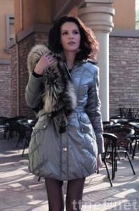 down coat for lady