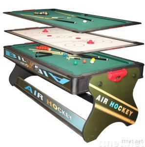 Multi game table 2 in 1