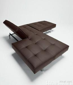 Split Sofa Bed and Chair