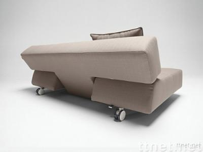 Longe Sofa Bed and Chair