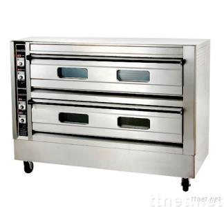 PO-2-4 Electric Deck Oven