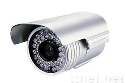 H.264 540TVLine Weather-proof IR Led Network CCD Camera