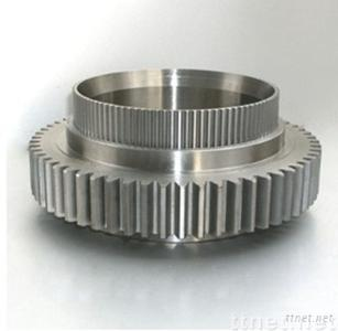 steel gear wheel