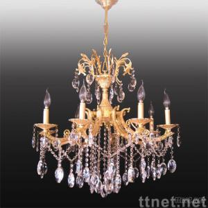 European Style Crystal Candel Light ZY-20001