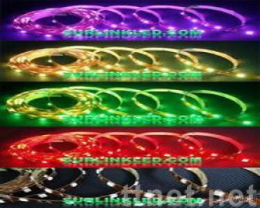 SMD 5050 RGB Non-waterproof LED Strip