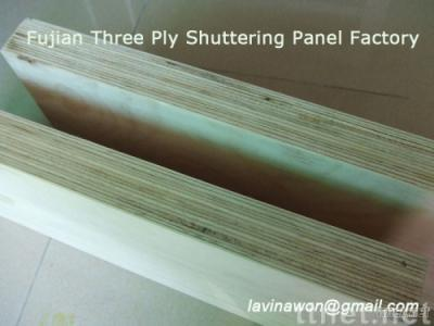Softwood Scaffold Plank