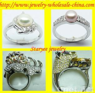 Fashion Jewelry 925 Sterling Silver Jewelry
