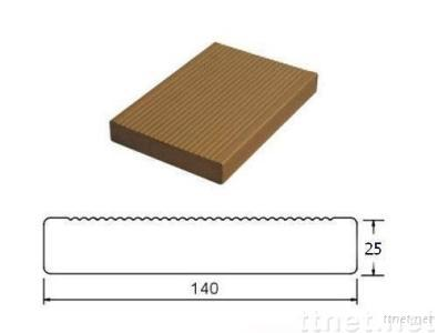 outdoor wood plastic composite WPC flooring/decking