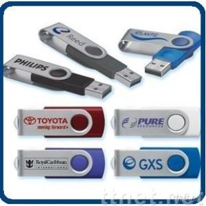 Custom Logo USB Flash Drive china manufacturer