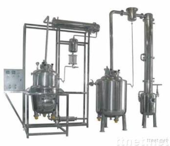 Multi-function extraction, concentration, reclamation set