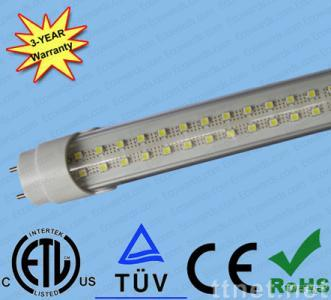 T8 SMD LED Tube (Clear) - CE,RoHS,ETL,TUV,PSE - Best Seller