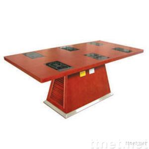 Chafing Dish Induction Table -6CZ/DC2010