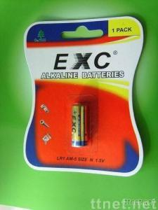 LR1 /size N dry battery