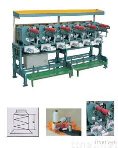 Thread Winding Machine for Horn Shaped Cones