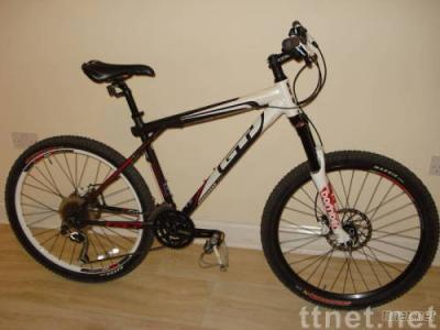 GT Mountain 2.0 Force 2010 Full-Suspension Mountain Bikes