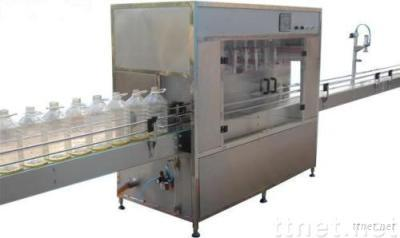 Automatic Edible Oil Filling Capping Machine