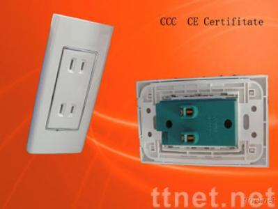 The US style electric socket 70*120cm best price