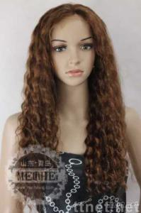 water wave 22 inch full lace wig