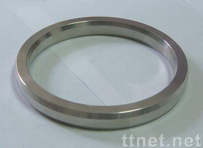 Oval octagonal ring gasket