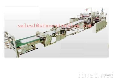 ABS Single & Multi-layer Panel Co-extrusion Line