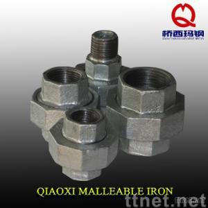 Malleable Iron Pipe Fitting,union