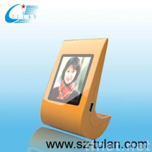 1.5 in tumbler digital picture frame