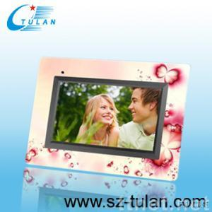 2.4 in digital picture frame