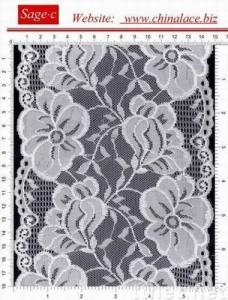 china supplier of textronic lace